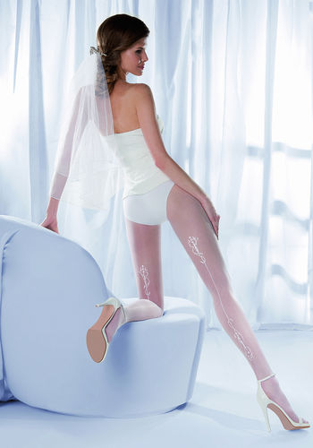 Wedding Collection Charme Collant 03 Tights