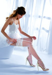 Wedding Collection Princessa Calze 03 Overknees