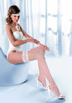 Wedding Collection Princessa Calze 01 Overknees