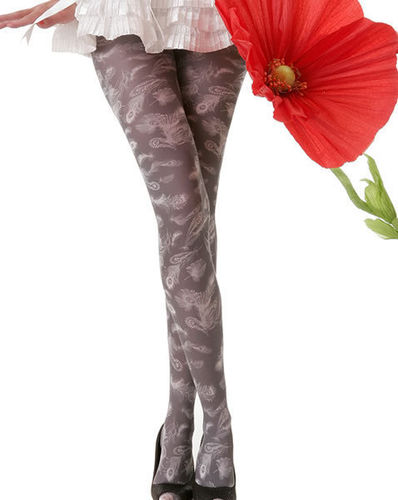 Peacock Pantyhose from Hotlook